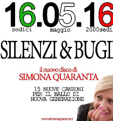 Simona Quaranta Calendario.Silenzi E Bugie Cresce L Attesa Per L Ultimo Album Di