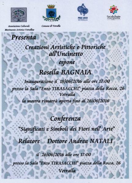 A Vetralla creazioni artistiche e pittoriche all\'uncinetto di ...