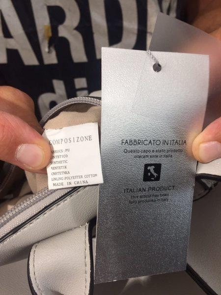 cheaper e3af1 9c3ff Ravenna, maxi-sequestro di falso abbigliamento