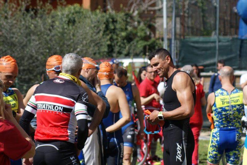 triathlon e gravidanza