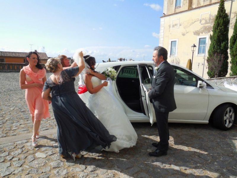 49b3a3103297 Daniele Marcomigni e Serena Gatta oggi sposi